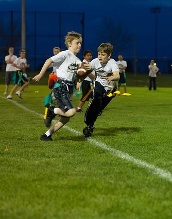 AJ's Flag Football Team