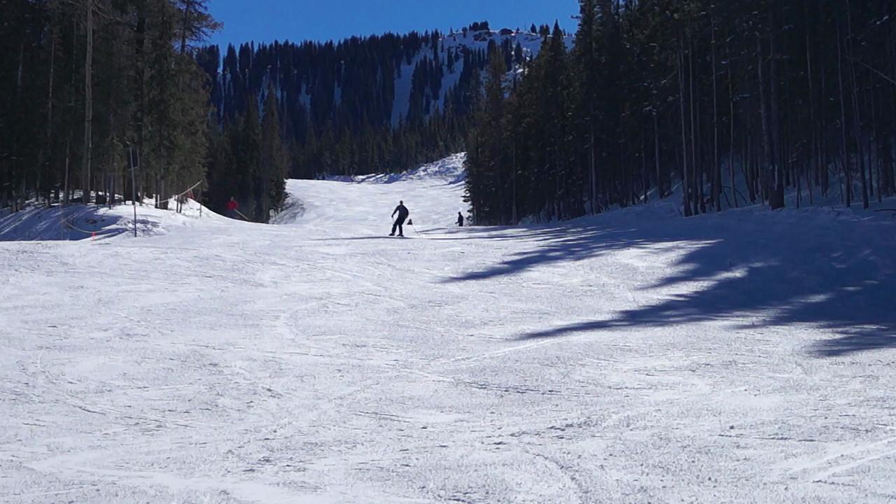 Tobin Marsh ski run video - Gary N. Miller - Sisters Country Photography