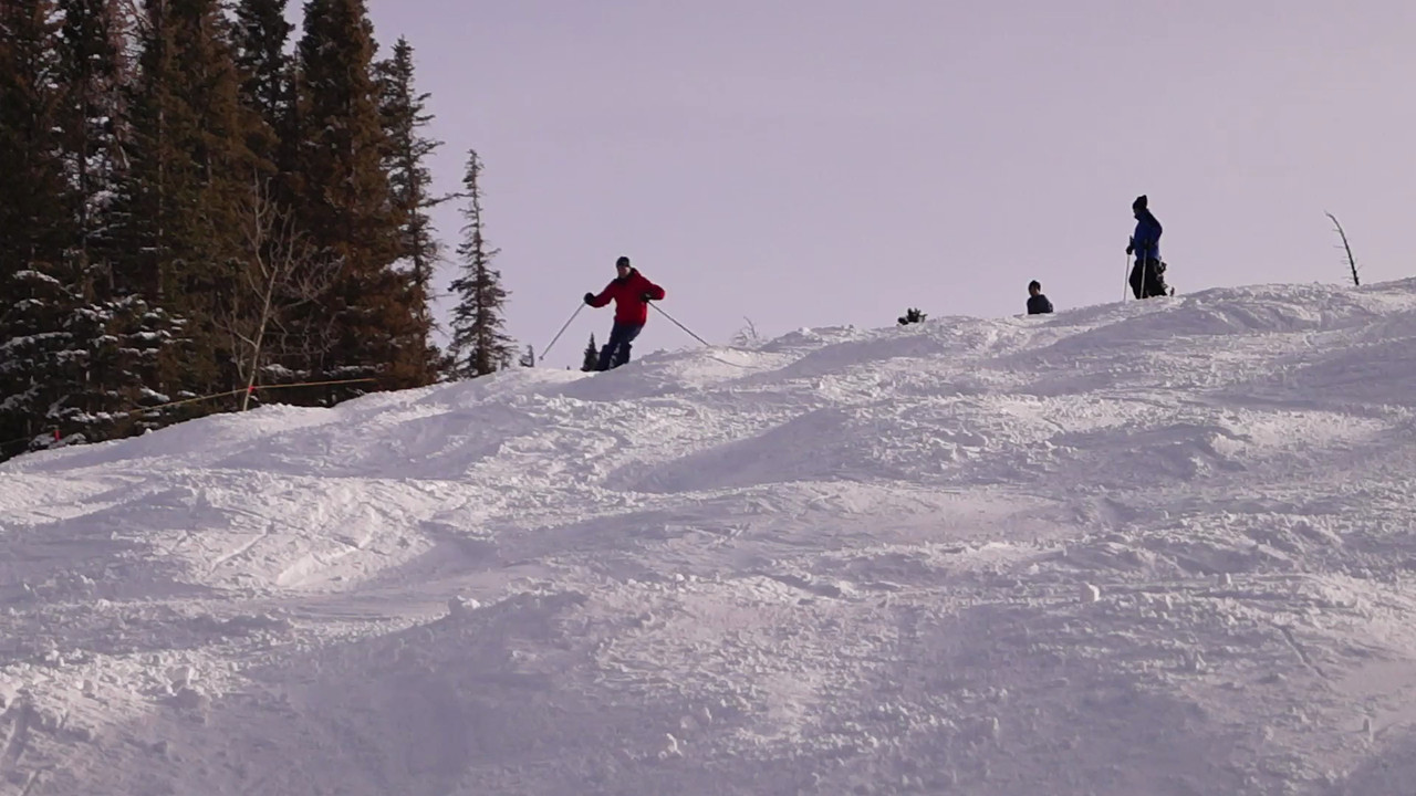 Duncan Marsh ski run video - Gary N. Miller - Sisters Country Photography