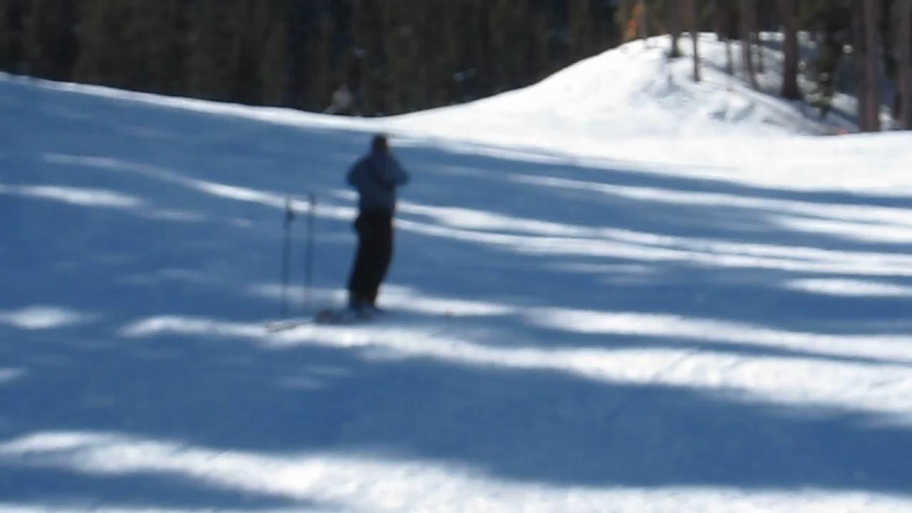 Gary Miller ski run at Taos 2013 - Gary N. Miller - Sisters Country Photography