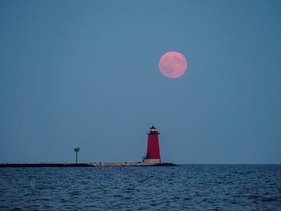 Super Moon-August 29th, 2015