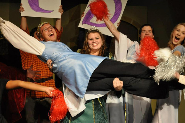 Once Upon a Mattress - Show Photos