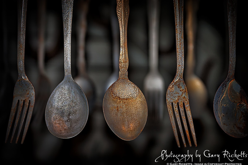 Fork and Spoon—Third Place