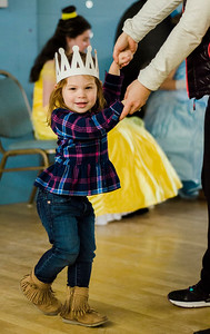 'Once Upon a Time' Princess Day at Leominster City Hall