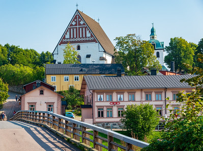 Porvoo, small city near Helsinki