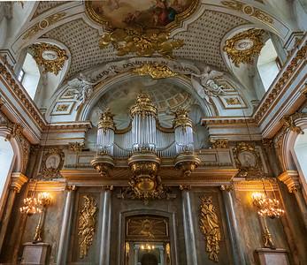 Inside the Storkyrkan (Great Church)