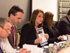 Debbies Dream Board members confer - a lunch meeting