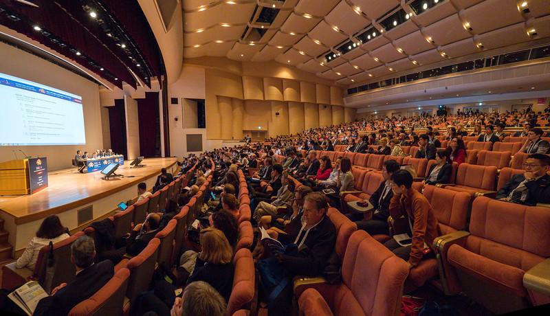 Attendees - General views