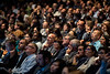 Attendees listen  during Gastrointestinal (Noncolorectal) Cancer Oral Abstract Session