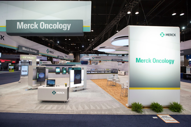Merck during ASCO 2016