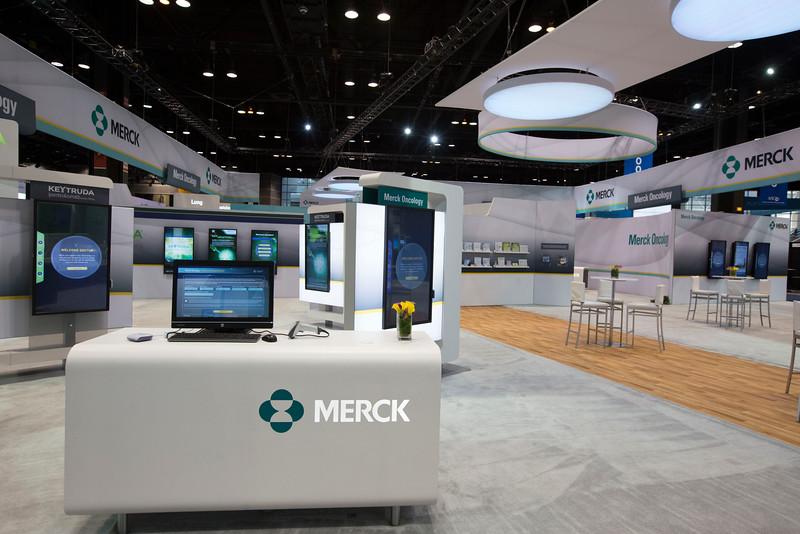 Merck during ASCO 2016