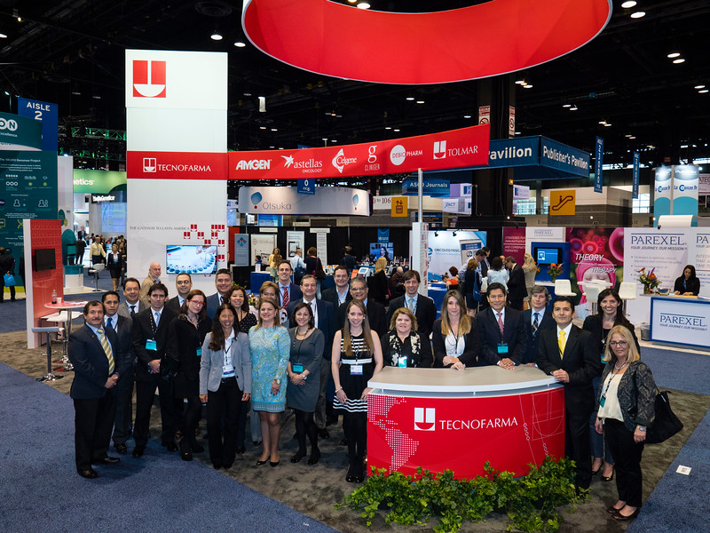 Tecnofarma during ASCO 2016
