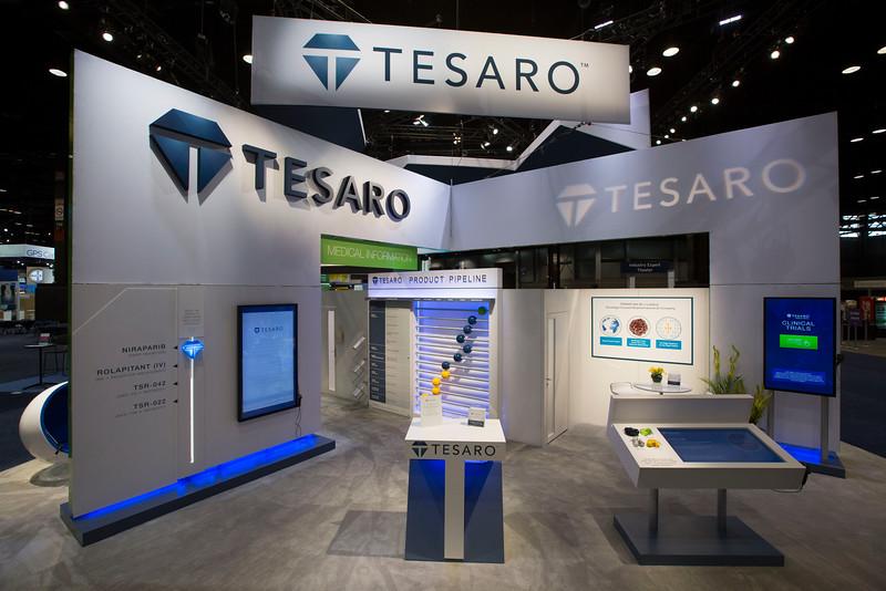 Tesaro during ASCO 2016