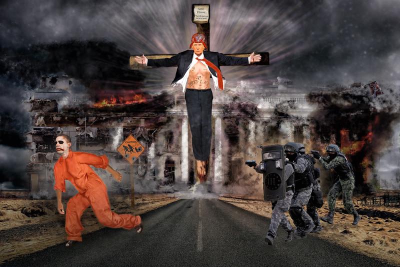 Thug-Life Americana: For God & Country