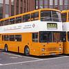 Capital Citybus 172 Aldgate Bus Stn Jun 95