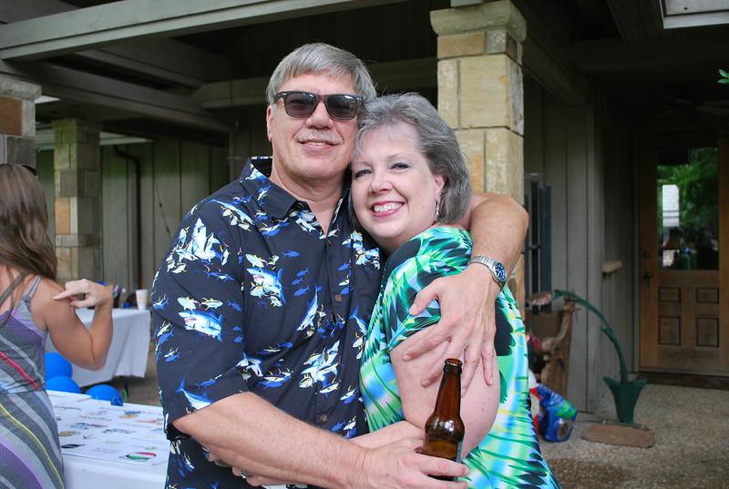 Robert and Karen Rogers