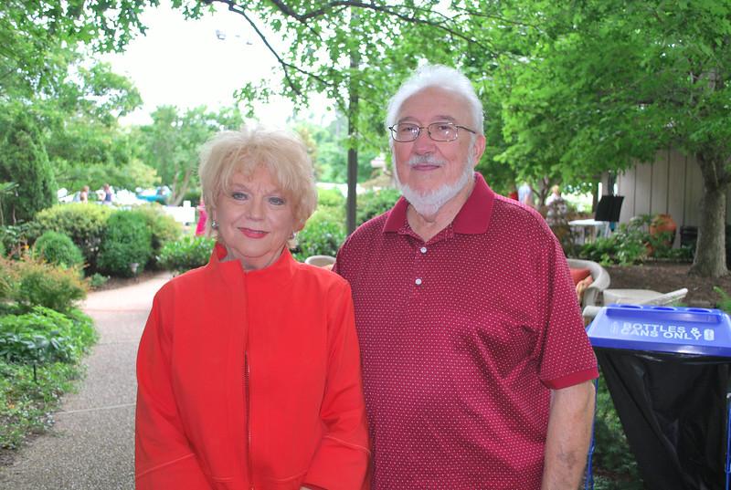 Karolyn and Don Farrell