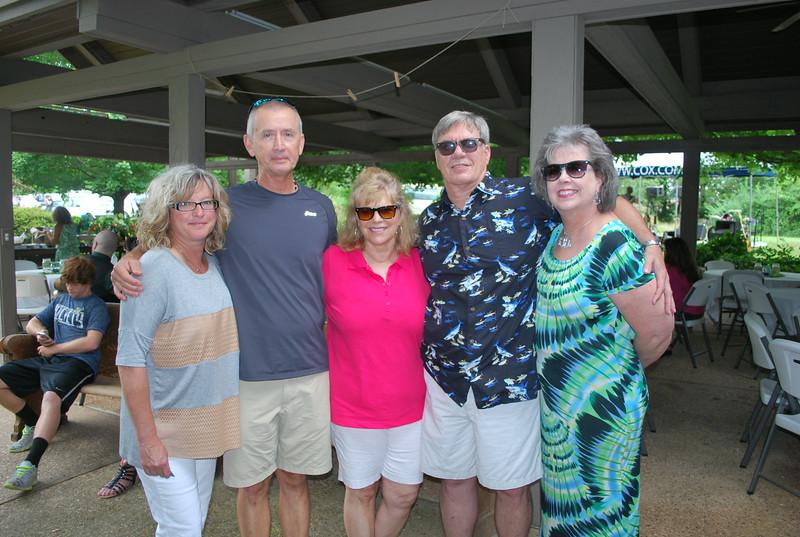 Karen and Stan Horton_Nancy Hairston_Karen and Bob Rogers