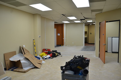 Building 3: Tech office to become Counselors office