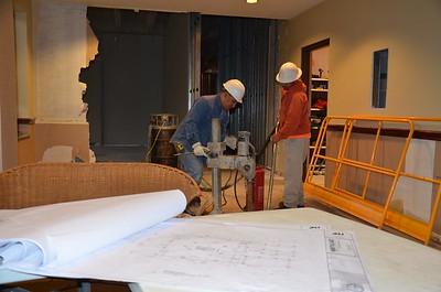 International housing construction