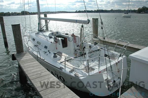 Beneteau 36.7 USA 93363 Sailboat Photo Gallery