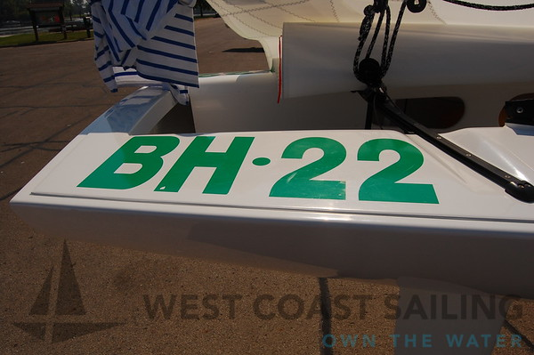 E Scow BH-22 Sailboat Photo Gallery