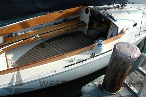 Ensign USA 524 Sailboat Photo Gallery