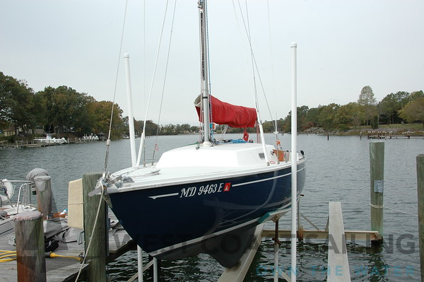Ensign USA 955 Sailboat Photo Gallery