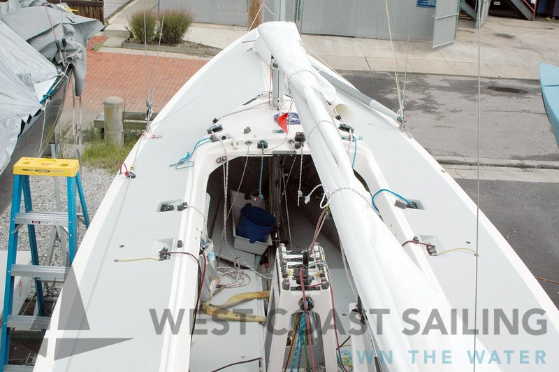Etchells USA 1238 Sailboat