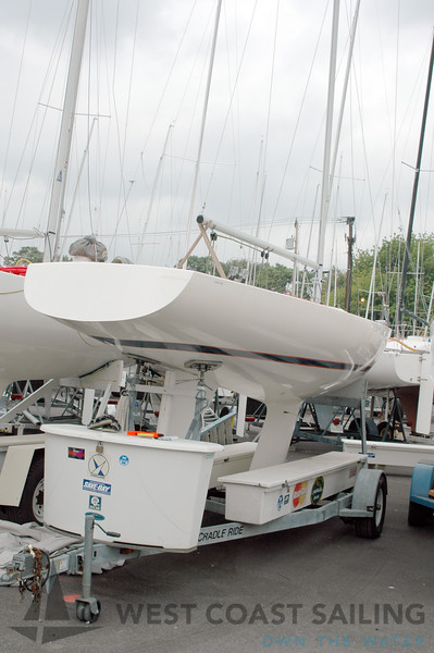 Etchells USA 819 Sailboat Photo Gallery