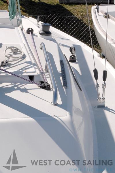 J22 USA 1503 Sailboat