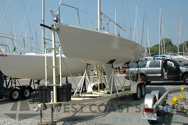 J80 USA 146 Sailboat Photo Gallery