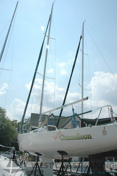 J80 USA 255 Sailboat Photo Gallery