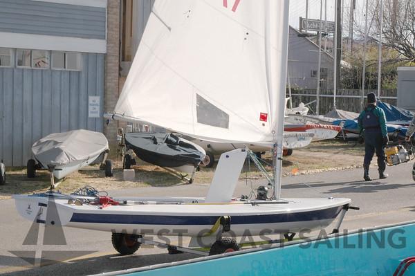 Laser Sailboat Photo Gallery | APS Advisor
