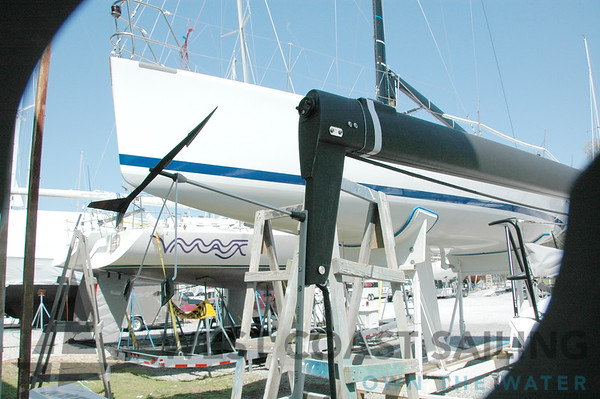 Melges 32 Roxanne Sailboat PHoto Gallery
