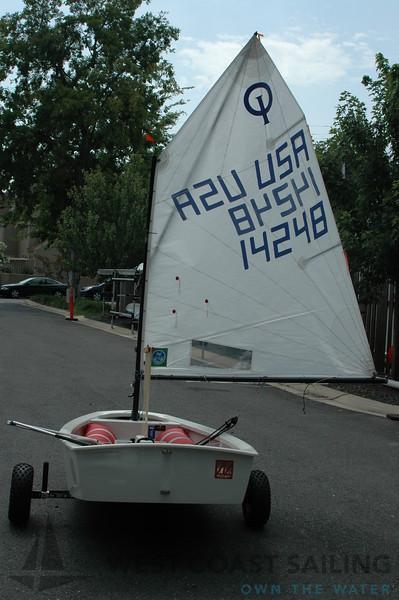 Opti Sailboat Photo Gallery | APS Advisor