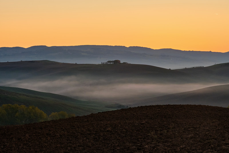 36 - Good Morning Val d'Orcia