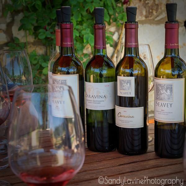Seavey Wine Tasting