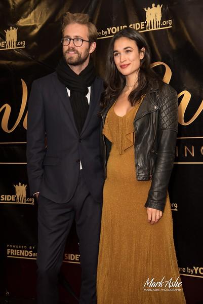 Tom and Scarlett Schoeffling