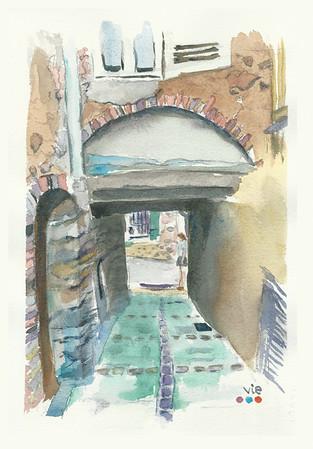 No 226 Tunnel en Provence