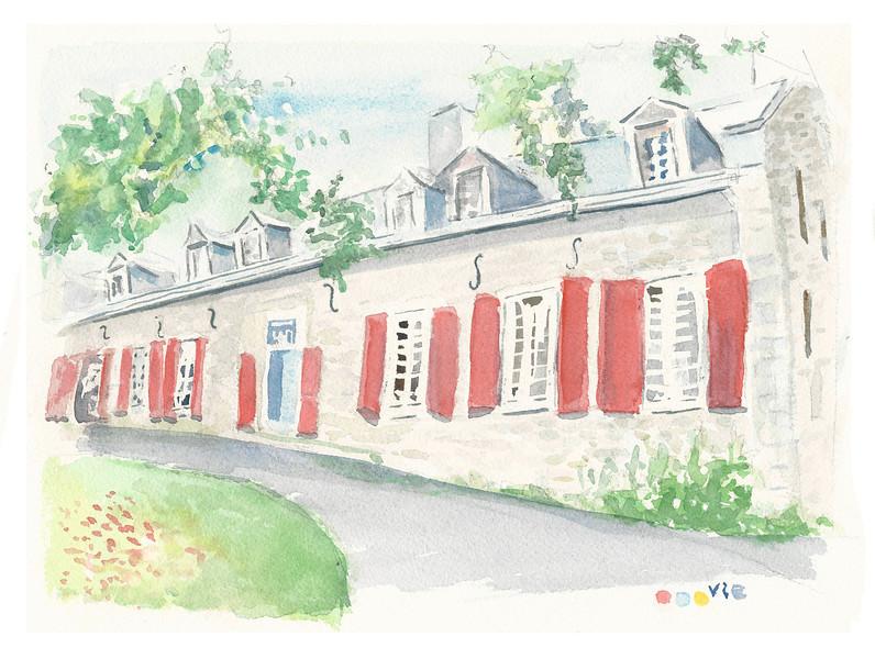 No 58 Chateau Ramezay