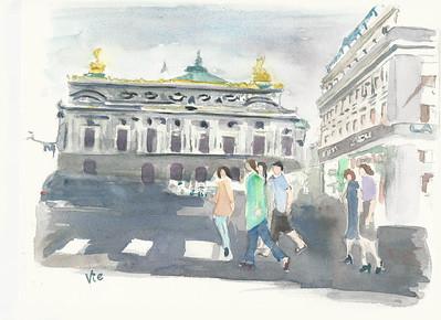 No  15 l'Opera de Parispg