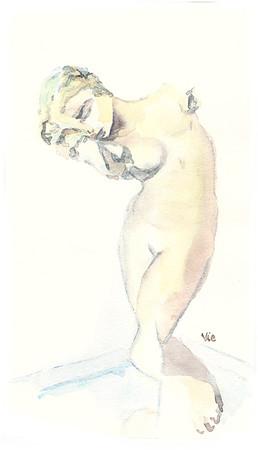 No 16 La voix intérieure, Rodin