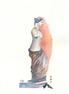 No 22 Venus de Milo