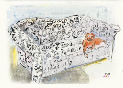 No 206 Mon petit sofa