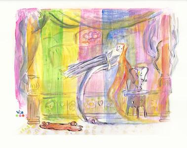 No 199 Une princesse volante