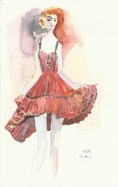 No 164 Danseuse