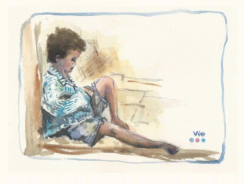 No  160 Enfant du Cambodge