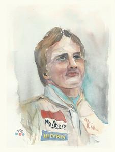 No 159 Gilles Villeneuve