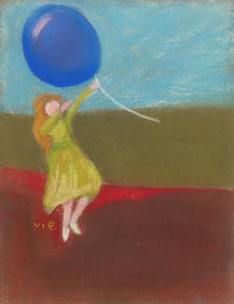 No 149 Le ballon bleu